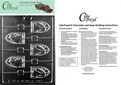 (Girl Communion Silouette Lolly Chocolate Mold w Cybrtrayd Instructions)