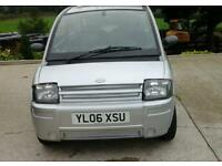 2006 Microcar MC1 with 6000 genuine miles from new