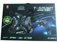 *** T-smart Drone/Quadcopter ***
