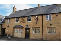 Assistant Manager for Fresh Food Country Pub