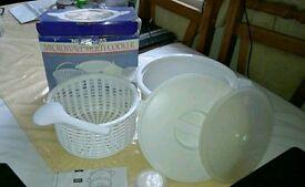 Microwave multi cooker £7