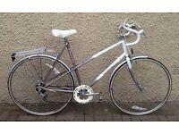"""Bike/Bicycle.LADIES RALEIGH """" PANACHE """" ROAD BIKE RACER"""