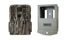 Moultrie S-50i 20MP FHD Video No Glow Scouting Game Trail Camera ++ Security Box