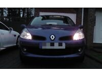 2008 Blue Renault Clio 1.2 Turbo - 12 Months MOT - Only 1 previous owner!