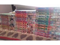 One Piece Manga Volumes 1-32