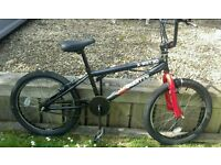 """BMX X Rated Quarter 20"""" wheel BMX.In very good clean condition"""