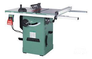 General international cabinet table saw