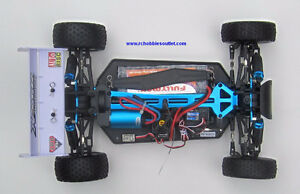 New RC Brushless Electric RC Buggy / Car LIPO 4WD 2.4G Belleville Belleville Area image 8