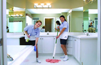 Experienced cleaners for hire!