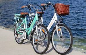 Electric Vintage Bicycle 36V Lithium Now Only $800 Sydney City Inner Sydney Preview