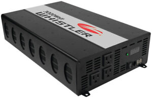 BRAND NEW WHISLER GROUP 3000/6000 WATTS PEAK - POWER INVERTER