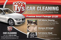 Ty's Car Cleaning- Professional Affordable Auto Detailing in HRM