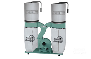 General 3 hp dust collector NEW!!