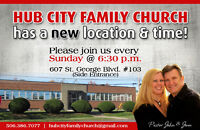 HUB CITY FAMILY CHURCH - God loves you and offers you a new life