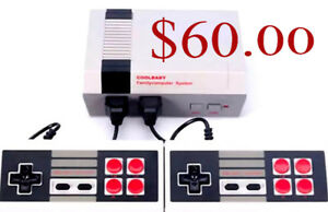CoolBaby Mini Classic Nes Game Console  with HDMI and 600 Games!