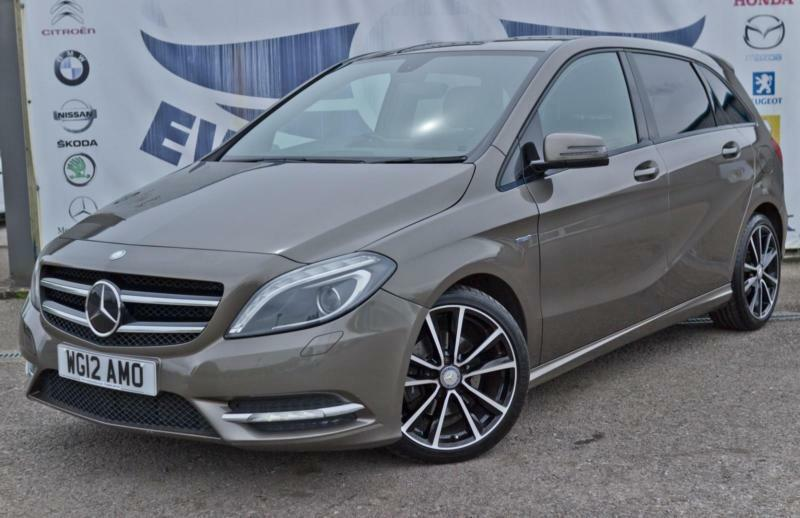 2012 mercedes b class b180 cdi blueefficiency sport for How much is b service on mercedes benz