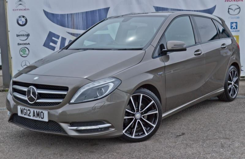 2012 mercedes b class b180 cdi blueefficiency sport for What is the b service for mercedes benz
