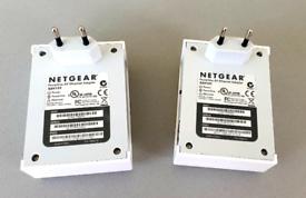 4 Powerline AV Ethernet Adapter XAV101v1 - can post
