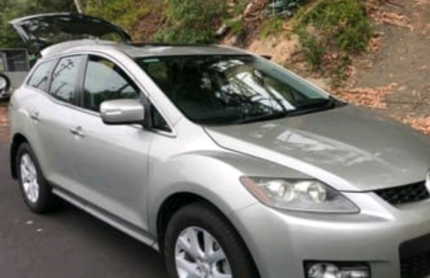 Mazda CX-7 2007 Luxury Model, low kms, perfect condition! Lismore Lismore Area Preview