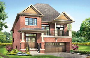 Brand New Detached House For Lease In Niagara Falls