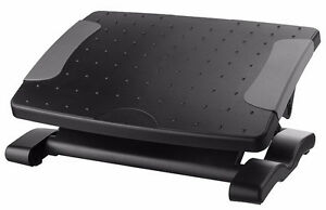 Kantek FR600 Professional Adjustable Footrest for the office