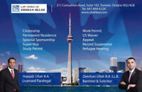 Canada Visa Solutions***Law Office Of Zeeshan Ullah***