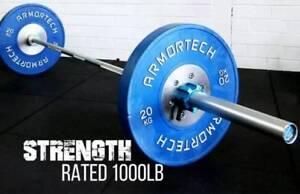 Armortech V2 Olympic Mens Power Bar