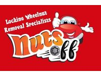 Nuts Off Glasgow Mobile Branch Locking Wheel Nut Removal Specialists