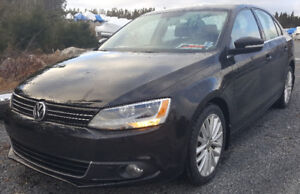2012 Volkswagen Jetta Highline Sedan TDI