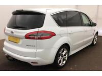 Ford S-MAX FROM £67 PER WEEK!