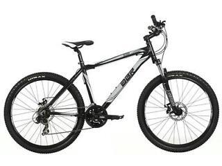 Biamondback mountain bike few weeks old