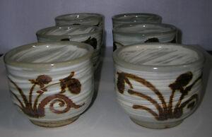 Korean Tea Cups (qty 6) Oakville / Halton Region Toronto (GTA) image 2