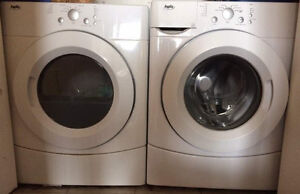 Inglis washer and dryer , 4 years ago, front loader