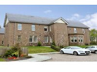 Contemporary 2 x bed flat in Kingseat, Newmachar