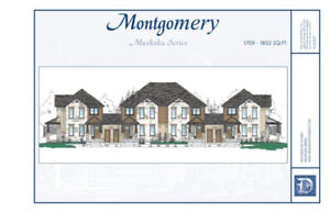 3 Bed, 3 bath,  new construction townhouse, available Dec 1st