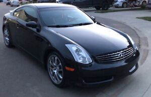 2007 Infiniti G35 Coupe 6MT