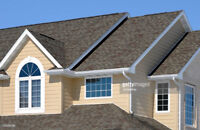 ⭐TOP QUALITY ROOFER ROOFING SHINGLES EAVES TROUGH FASCIA SOFFIT