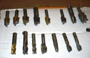 MILLING CUTTERS INDUSTRIAL GRADE