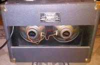 Vintage Traynor TS-15 amp