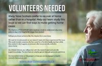Volunteers wanted: Study on unnecessarily long hospital stays