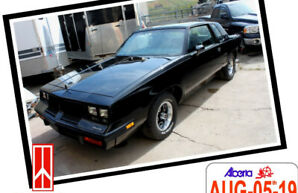 1983 Oldsmobile Cutlass Calais RESTORATION