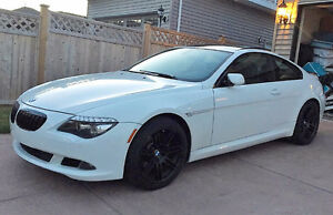 2009 BMW 6-Series 650i Coupe (2 door) SL550 CL550 A5 A7 CLS550