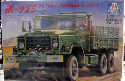 Italeri 1/35 M-925 U.S.Army Standard 5t Truck 284 for sale  Canada