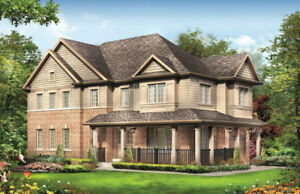Brand New Detached and Townhomes  available for sale in Thorold
