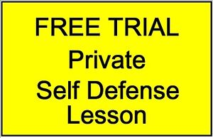 Learn Faster Private Self Defense Lessons! FREE Trial Lesson! Peterborough Peterborough Area image 1