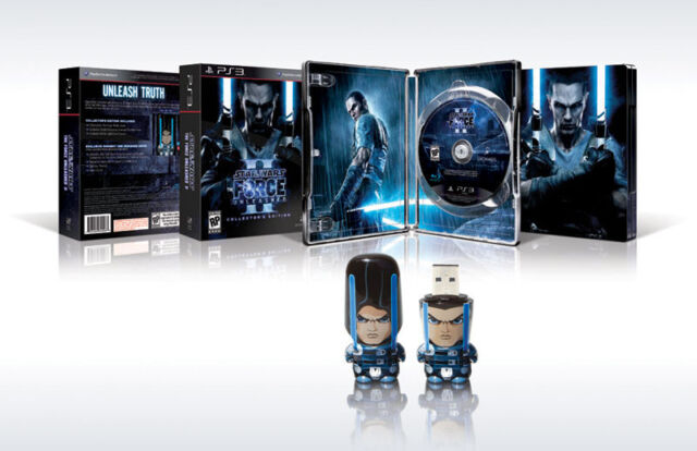 PS3 - Playstation ► Star Wars: The Force Unleashed II - Collector's Edition ◄TOP