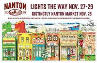 Nanton Lights the Way 2015