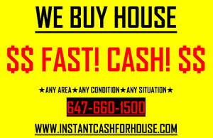 ***NO FEES OR COMMISSION PAID BY YOU --- CLOSE IN 30 DAYS!*** Kitchener / Waterloo Kitchener Area image 1