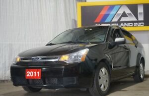2011 Ford Focus S  Low KMs