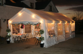 HEAVY DUTY 4m x 8m NEW Gazebo Marquee Canopy - £350 each